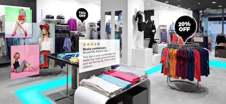 Augmented reality in retail - Blippar's indoor wayfinding